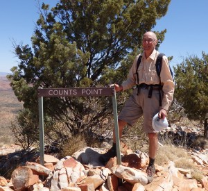 Trekking the Larapinta Trail for Cancer Research