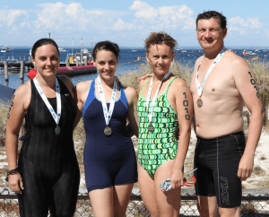 FDC conquered the Rottnest Island Swim for Cancer Research