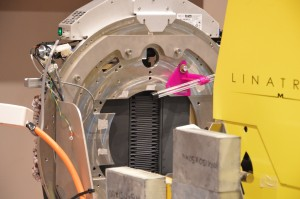 Cancer research to improve radiotherapy treatment
