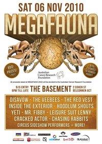 Popular acts unite at Megafauna Charity Music Festival
