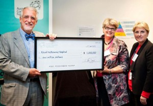 ACRF provides  million to leukaemia research project in Melbourne