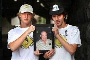 Alex Dodds Walk 4 A Cure – 400km in 11 days