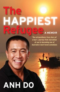 ACRF'S FANTASTIC SUPPORTERS: ANH DO – THE HAPPIEST REFUGEE
