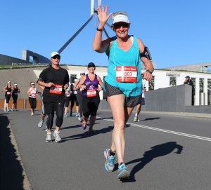 Where one daughter leads, her mother follows – an inspiring distance runner shares her story