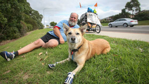 The Fatman's Great Aussie Trek from Geelong to Cairns comes to an end!