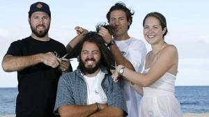 Cabe to lose his locks after Rottnest fundraising swim.