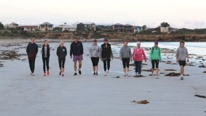 15-year old Charlotte walks 56km in support of cancer research
