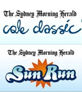 Getting active in the Cole Classic & Sun Run