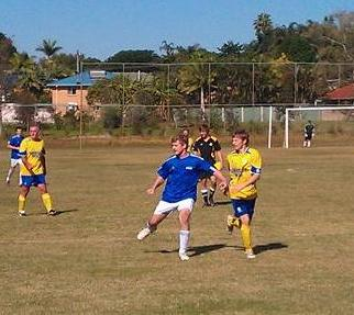 Corporate giving in QLD comes alive on the sporting field!