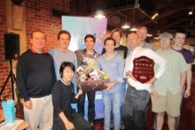 Adelaide University Mathematics Society gets quizzical for cancer research