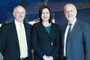 Premier Annastacia Palaszczuk Unveils ACRF Centre for Comprehensive Biomedical Imaging at QIMR Berghofer