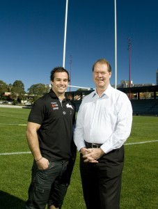Rabbitohs star Jamie Simpson new cancer research ambassador