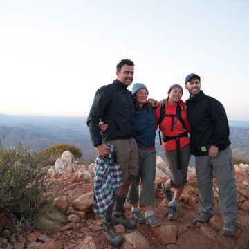 Larapinta Challenge: corporate leadership making a difference