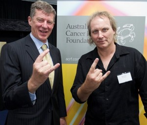 Metal for Cancer – funding research through music
