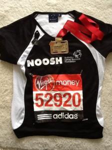 Run for Gold in next year's London Marathon!
