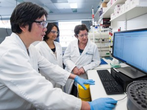First 3D map of cell-building protein linked to cancer