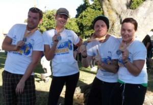 Gold Coast overrun by marathon festival