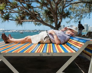 Australian melanoma rates improve