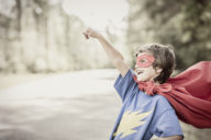 Scientists and superheroes