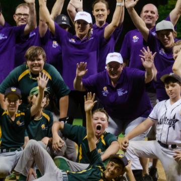 Baseball club win for ACRF