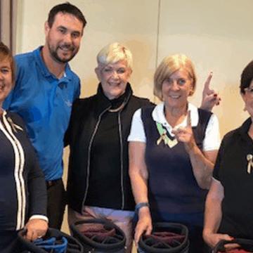 Julie Organises Golf Day Fundraiser