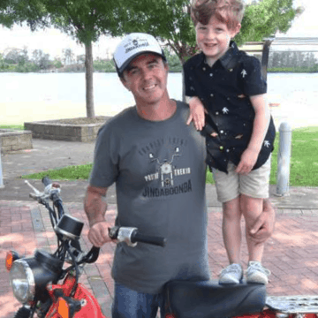 The Epic Ride to Outsmart Cancer: Postie Trek 2019