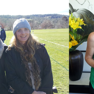 Emma runs City2Surf to fund life-saving research