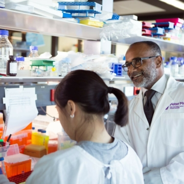 Industry support to probe fundamental questions in cancer